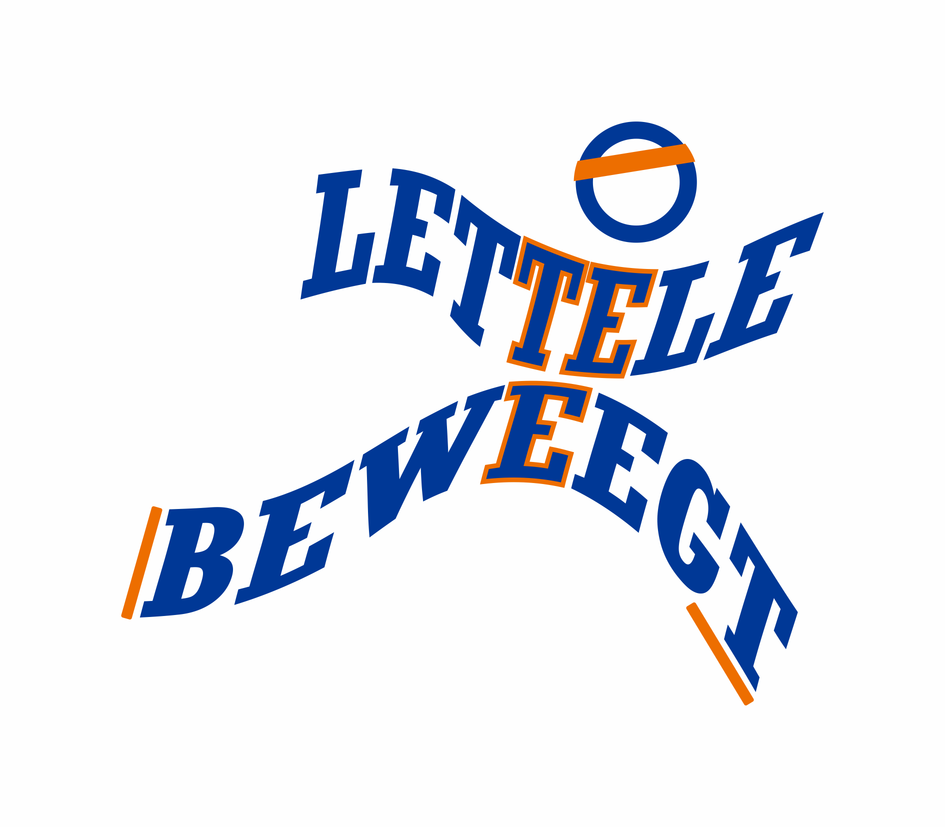 Lettele beweegt logo