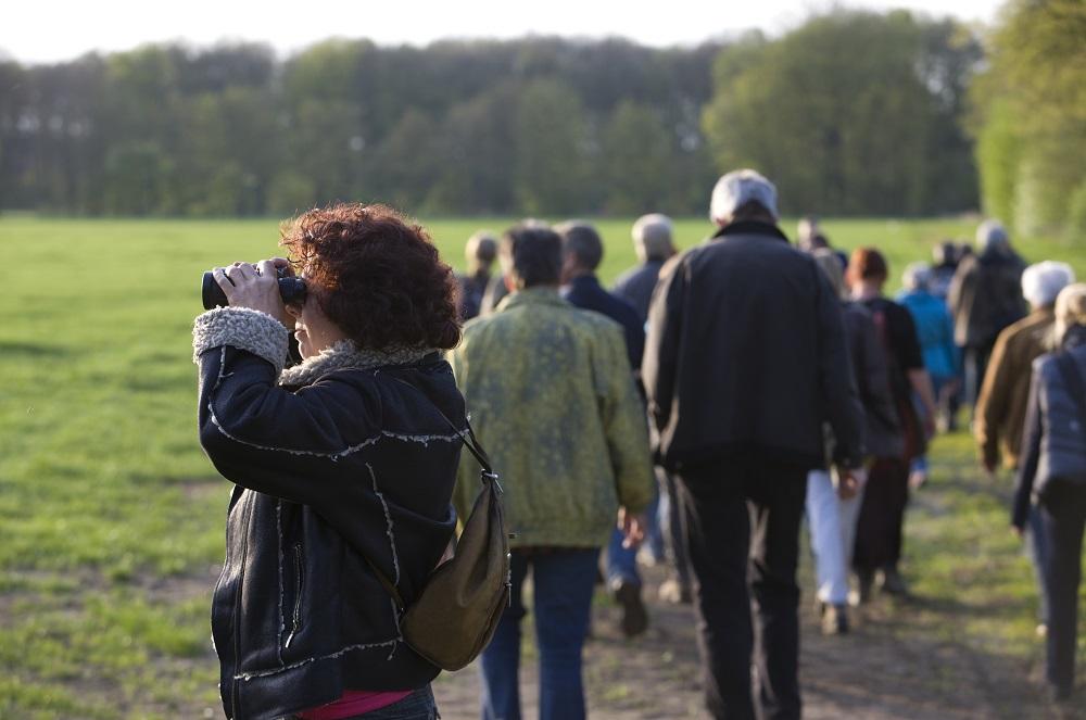 Rondleiding Kranenkamp olv Gerben Visscher van Stichting IJssellandschap