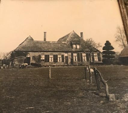 De boerderij van de familie Groot Koerkamp (Bloo)