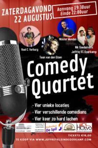 comedy quartet